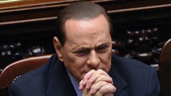 Berlusconi, internat din nou în spital. Nu şi-a revenit complet nici la opt luni după ce a fost diagnosticat cu COVID-19