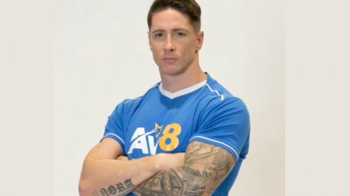 Fernando Torres revine în fotbal la nici doi ani de la retragere