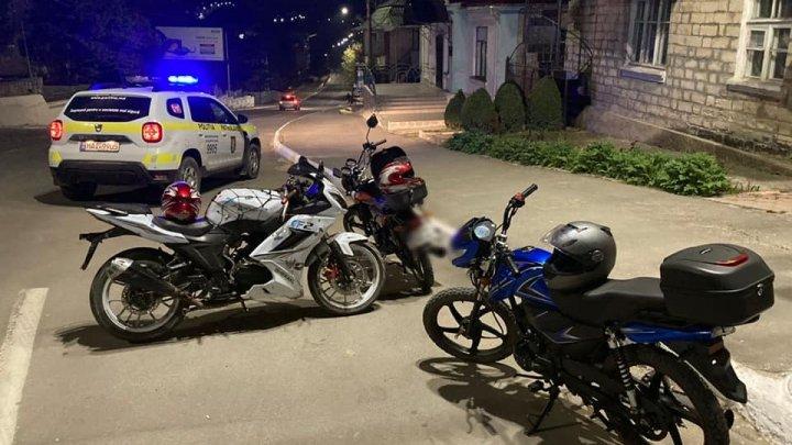 Își pun viața în pericol. Mai mulți motocicliști, trași pe dreapta de inspectorii de patrulare. Unii au rămas fără vehicul