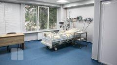 """secție de terapie intensivă și reanimare, Spitalul Clinic Municipal """"Sfânta Treime"""""""
