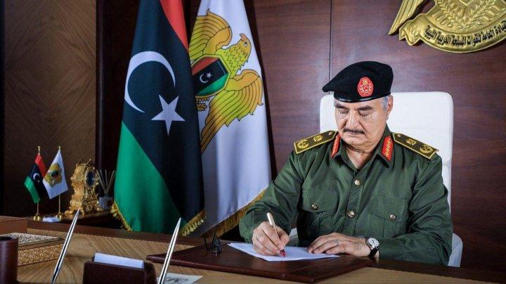 Forţele armate loiale generalului Khalifa Haftar au închis graniţa Libiei cu Algeria