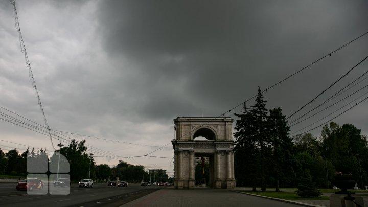 METEO 6 iunie. Încep ploile torenţiale de vară