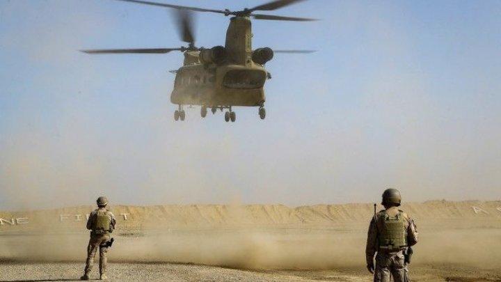 O bază aeriană din Irak, care găzduieşte soldaţi americani, vizată de o rachetă