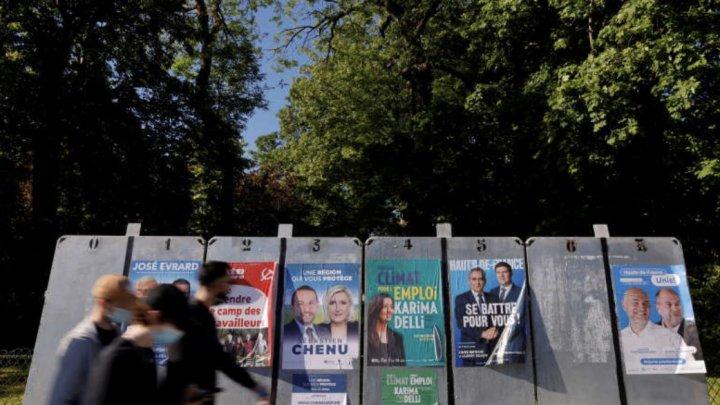 Francezii votează în cadrul alegerilor regionale