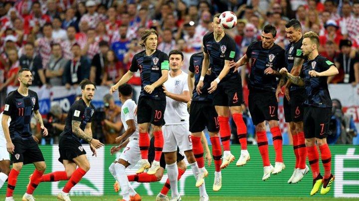 EURO 2020: Anglia a învins Croaţia cu 1-0