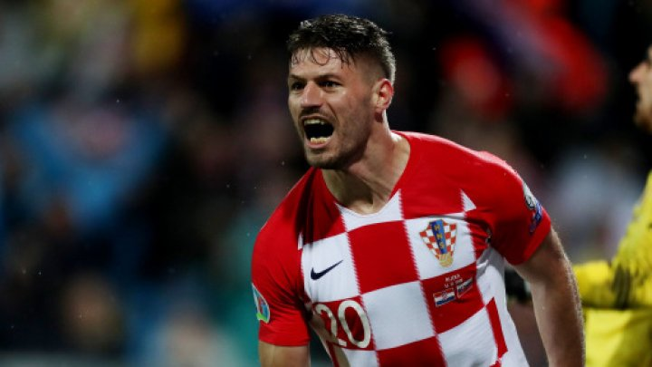 În lotul naționalei Croației se regăsește și Bruno Petkovic, un fotbalist de la Dinamo Zagreb