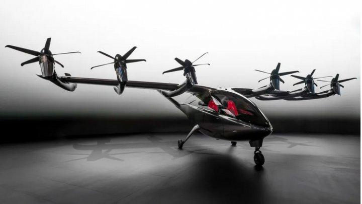 Primul taxi zburător, lansat de compania Archer Aviation. Cât va costa o cursă (VIDEO)