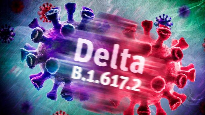Varianta Delta reprezintă 99% din cazurile de COVID-19. OMS: Este puternică și le-a înlocuit pe toate celelalte