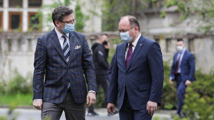 Ministrul de Externe al României: Ucraina trebuie să recunoască inexistența limbii moldovenești