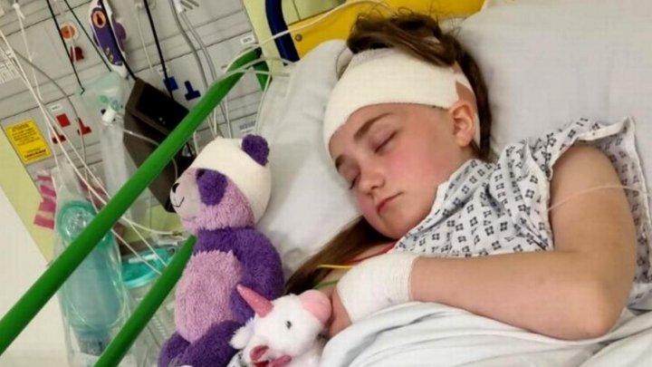 CUTREMURĂTOR! O fetiță de 10 ani, care se plângea că vede în ceață, a ajuns la spital și a aflat că mai are 24 de ore de trăit