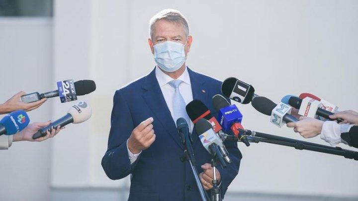 """Iohannis l-a invitat pe Joe Biden în România: """"A fost perfect de acord să încercăm"""""""