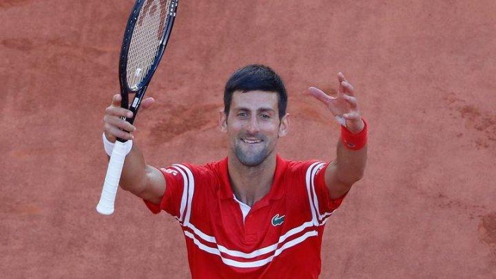 Novak Djokovic și-a confirmat participarea la Jocurile Olimpice de la Tokyo
