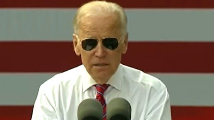Biden i-a făcut cadou lui Putin o pereche de ochelari de aviator și o sculptură de cristal