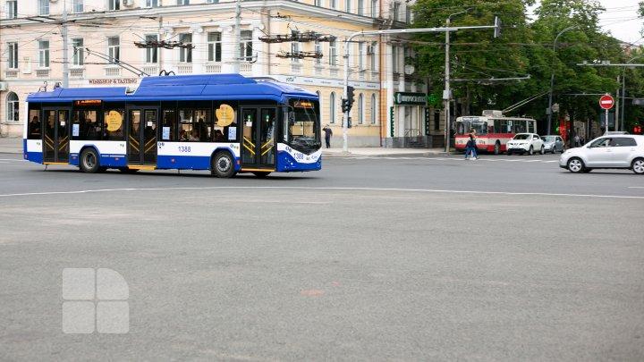 TRAFIC SUSPENDAT pe străzi importante din Capitală. Mai multe rute de transport își vor schimba itinerarul