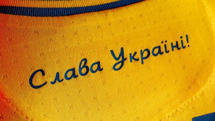 Scandal la EURO 2020. UEFA cedează la presiunile Rusiei și obligă Ucraina să schimbe tricourile naționalei