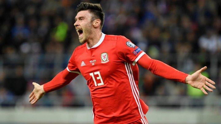 Fost salvamar - vedetă la Euro 2020. Atacantul Țării Galilor a marcat golul egalizator în remiza cu Elveția