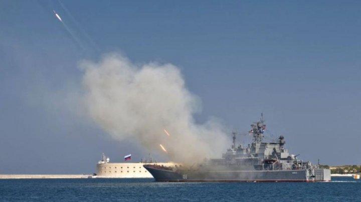 TENSIUNI între Moscova și Londra. Rusia ameninţă navele britanice cu bombardamente directe