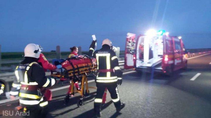 Autorităţile române confirmă faptul că printre victimele accidentului de la Deva-Nădlac este un cetăţean al Republicii Moldova