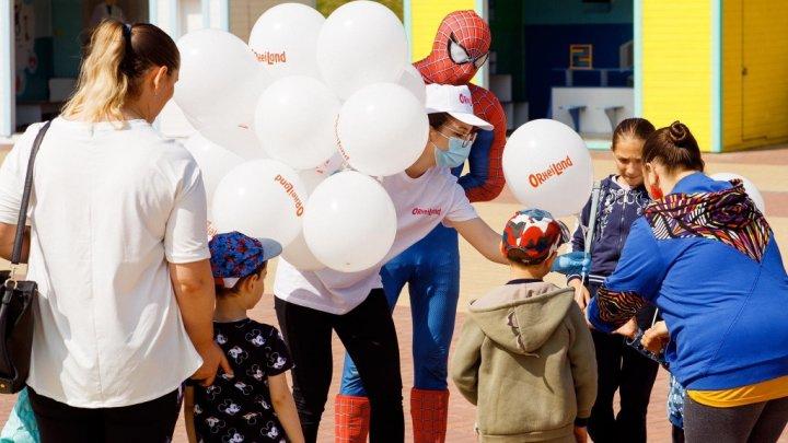 """Startul sezonului de vară a fost dat la """"OrheiLand"""", cel mai mare parc de distracții din Republica Moldova (FOTO)"""