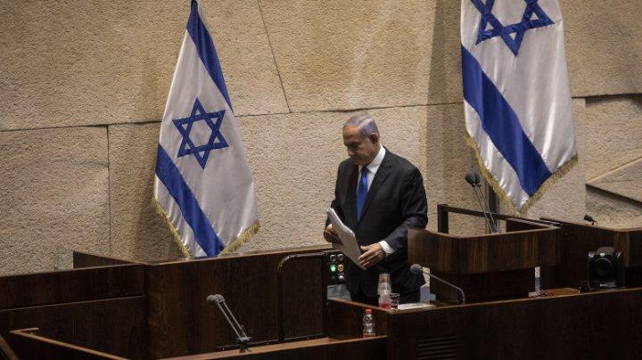 După 12 ani în funcția de prim-ministru, Netanyahu a fost înlăturat de la putere. Noul Guvern, condus de Naftali Bennett și Yair Lapid