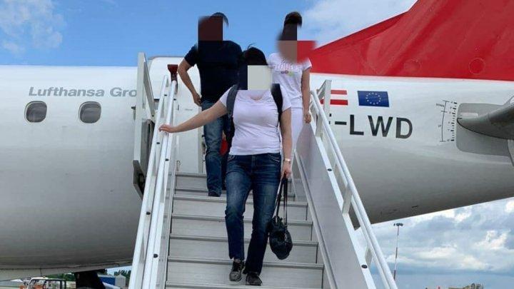O femeie din raionul Cahul, dată în căutare, a fost reținută în Austria (FOTO)