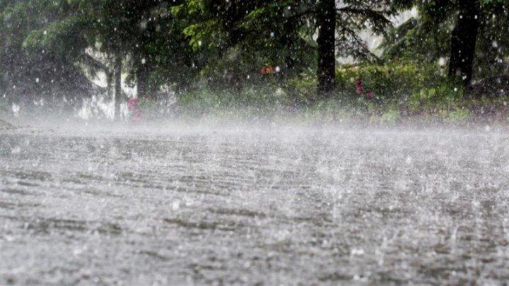 Meteo 20 iunie 2021: Se anunță ploi cu descărcări electrice în mai multe raioane ale ţării