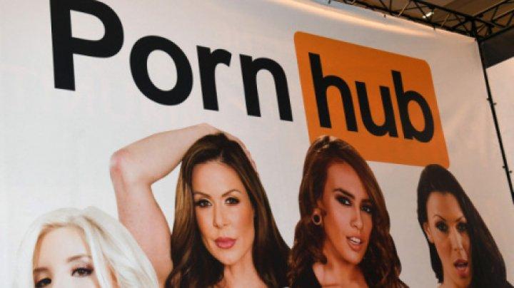 """Pornhub, implicat în alt scandal. 34 de femei au depus plângere la tribunal: """"Este vorba despre violuri, nu despre pornografie"""""""