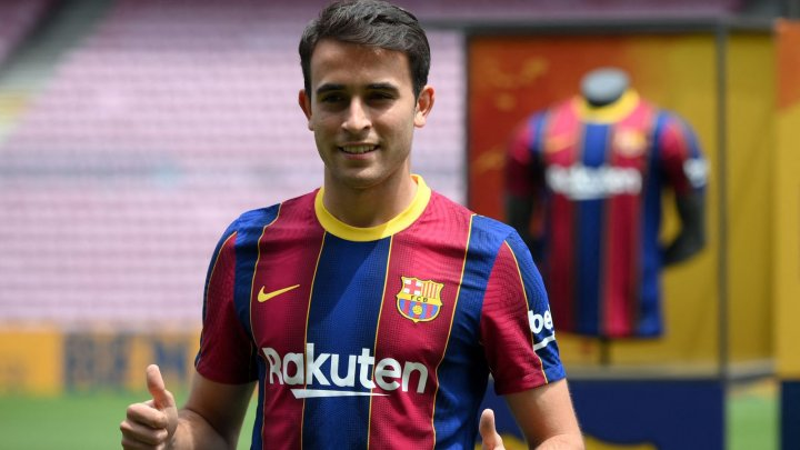 Eric Garcia s-a întors acasă. Fundașul a semnat un contract pe 4 ani cu Barça