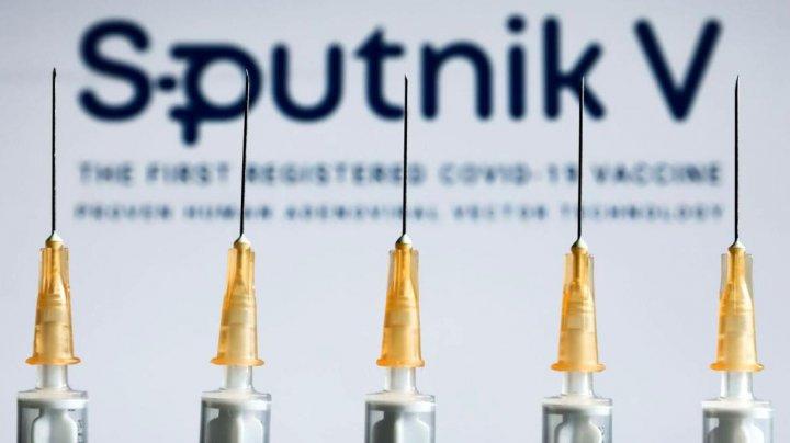 OMS suspendă procesul de aprobare pentru Sputnik V