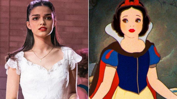 Disney a ales o actriţă metisă pentru a o interpreta pe Albă ca Zăpada