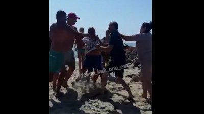 Primarul interimar al municipiului Bălți, Nicolai Grigorișin, a fost implicat într-o bătaie pe o plajă din orașul Zatoka