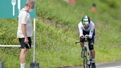 Scandal uriaş la Jocurile Olimpice. Antrenorul german al lotului de ciclism a fost trimis acasă