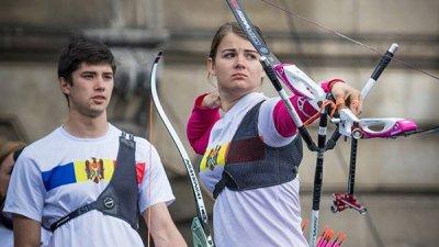 Dan Olaru și Alexandra Mîrca, eliminați în primul tur al concursului de tir cu arcul de la Jocurilor Olimpice