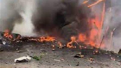 Tragedie aviatică în SUA: un avion s-a prăbușit pe un teren de golf