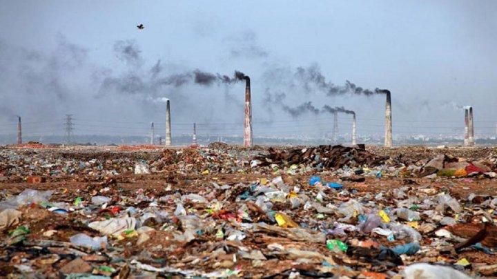 Studiu: Barbaţii contribuie mai mult la poluare în comparaţie cu femeile