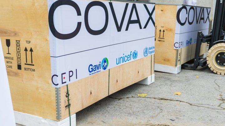 Republica Moldova a recepționat 46 de frigidere, livrate gratuit prin intermediul platformei COVAX