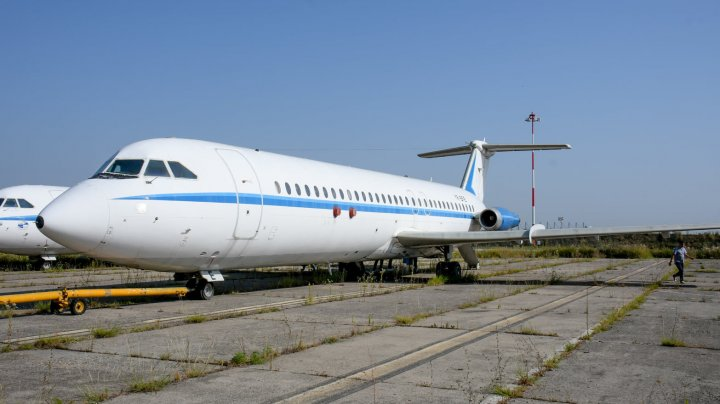 Avionul lui Nicolae Ceaușescu, donat Muzeului Aviației Române de un american care l-a câștigat la licitație (FOTO)