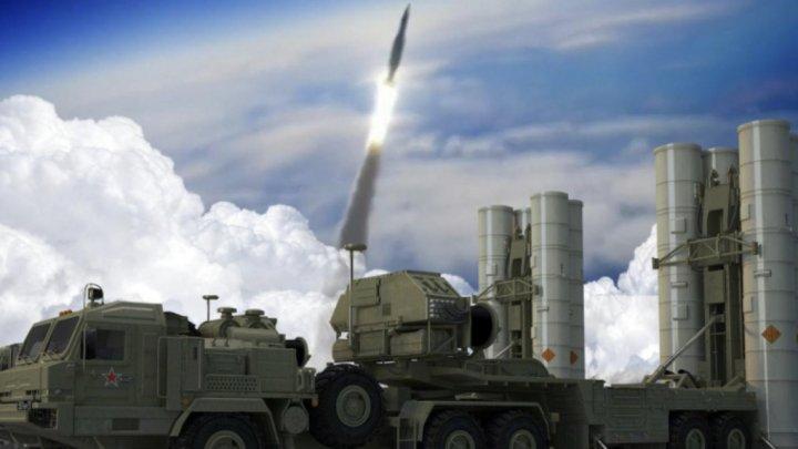Rusia a testat cu succes noul său sistem de apărare antirachetă S-500