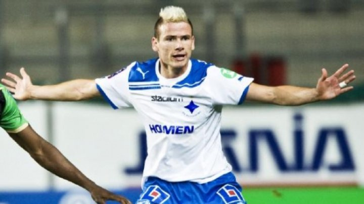 Petru Racu este asul din mânecă al lui Milsami Orhei înaintea meciurilor cu Elfsborg