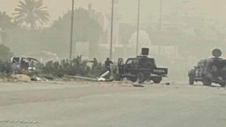 Un sediu al Misiunii ONU din Afganistan a fost vizat de un atac insurgent