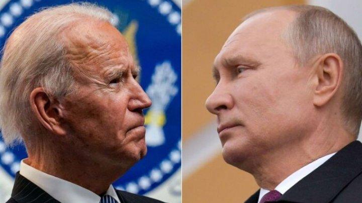 Joe Biden: Rusia nu are nimic altceva în afară de petrol şi arme nucleare. Cum a reacționat Kremlinul