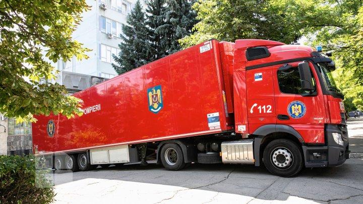 Lotul de 100 620 de doze de Pfizer a ajuns la Chișinău (FOTO)