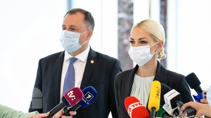 DECIZIA Partidului Șor, după consultările cu Maia Sandu privind identificarea unui candidat la funcţia de premier