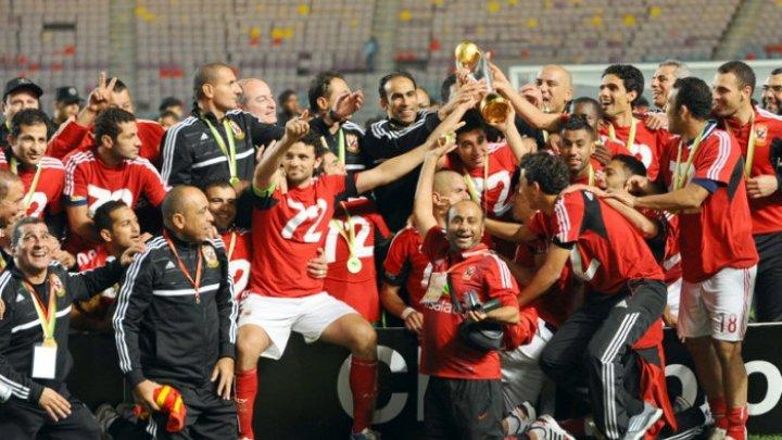 Echipa egipteană Al Ahly a câştigat Liga Campionilor Africii