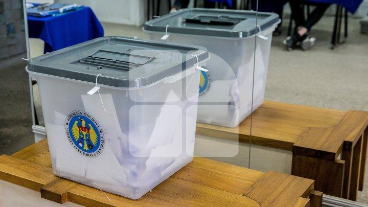 Rezultatele preliminare ale alegerilor parlamentare anticipate din Moldova