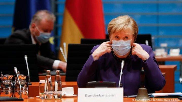 """Angela Merkel cere populației să se vaccineze împotriva COVID-19: """"Fiecare vaccinare contează"""""""