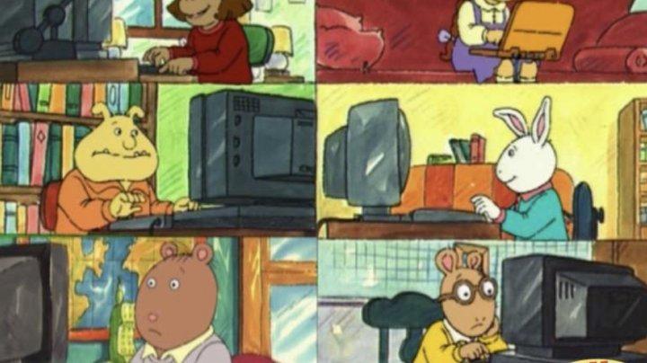 Serialul de animaţie pentru copii ''Arthur'' se va încheia după 25 de ani de difuzare