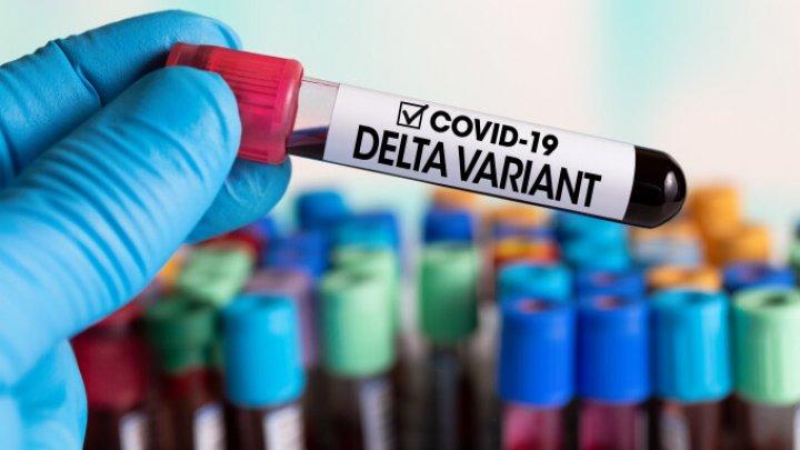 Avertizarea epidemiologilor: Moldova ar putea fi bântuită de varianta Delta a noului coronavirus