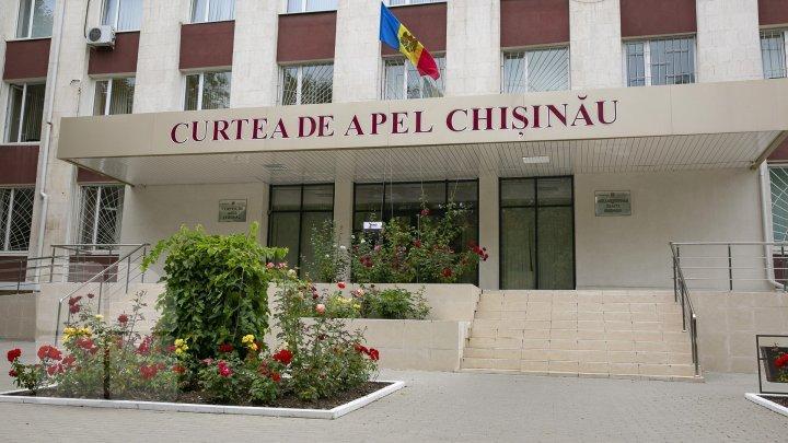 Curtea de Apel Chișinău are noi complete de judecată