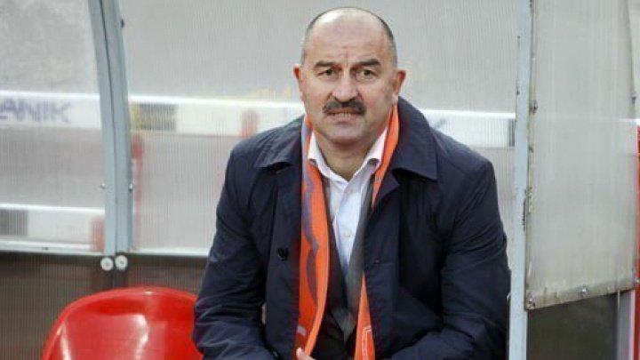 Stanislav Cercesov a fost demis din funcția de selecționer al naționalei Rusiei